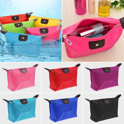 Women Cosmetic Make Up Travel Toiletry Bag Pouch Organizer Handbag Case Storage 6