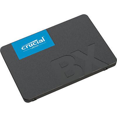 """Crucial BX500 MX500 250GB 500GB 1TB 2TB 2.5"""" SATA Internal Solid State Drive SSD 4"""