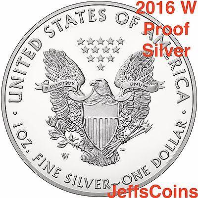 2018 S AMERICAN EAGLE SILVER DOLLAR Proof San Francisco Mint 1oz .999 Coin 18EM 8