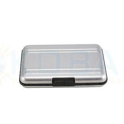 Memory Card Storage Box Case Holder with 8 Slots for SD SDHC MMC Micro SD Cards 6