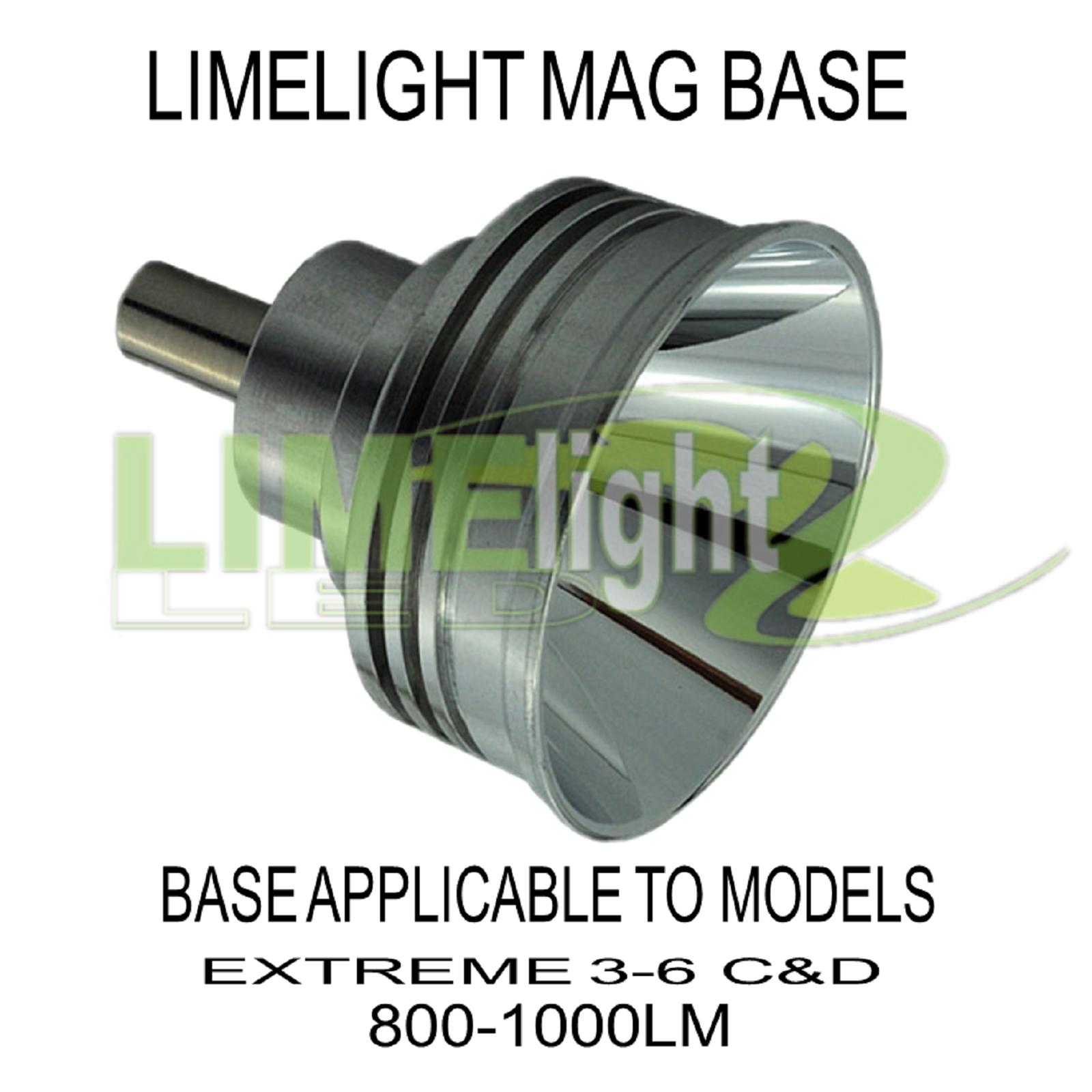 Maglite Led Upgrade Conversion Cree 1W-10W Bulb Globe Flashlight Torch 90-1100Lm 7