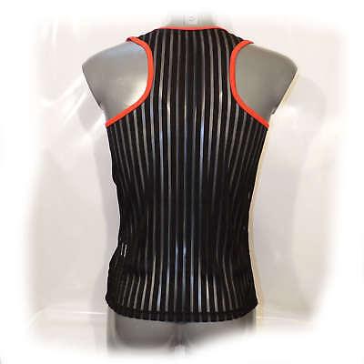 Muscle Shirt transparent anatomisch geformt Size L (2349) 3