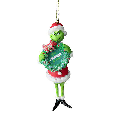 The Grinch Movie 2018 Grinch Is It December 26th Christmas Ornament~Free Ship