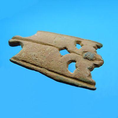 Medieval Xvi Century End Dagger Knife Seath Helmet Shaped 16Th 5