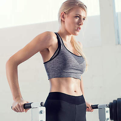 Appareil Abdominaux Dips Barre De Traction Musculation Triceps Bras Dos Abdos 5