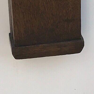 ENGLISH Oak STICK BAROMETER, BELIEVED TO BE MADE AROUND 1790. 11