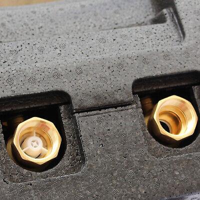 Stellmotor Mischer Umwälzpumpe Wilo PARA 25//6 180mm Pumpengruppe m