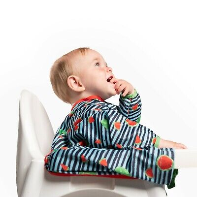 BIBaDO Catch it All, Cover All Full Cover Baby Led Weaning Bib 2