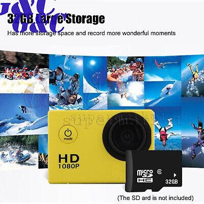 Waterproof SJ4000 HD480P Ultra Sports Action Camera DVR Helmet Cam Camcorder 8