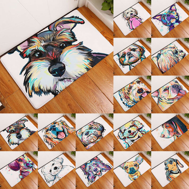 Fluffy Rugs Shaggy Area Rug Anti-Skid Bedroom Carpet Floor Mat Home Dining Room 7