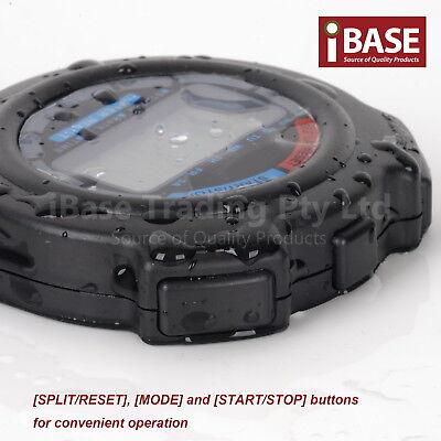 Handheld Stopwatch Digital Chronograph Sport Counter Timer Stop Watch 4