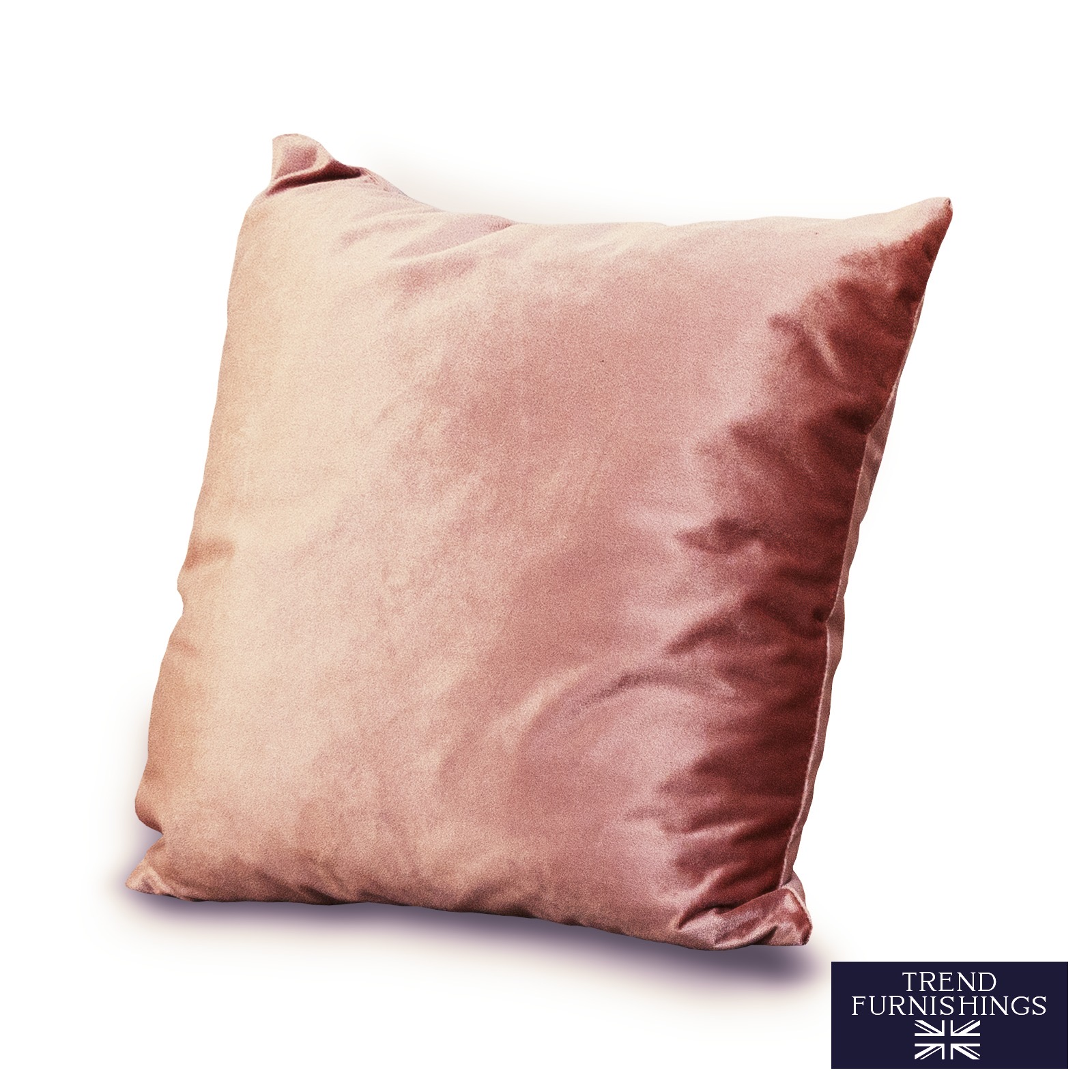 Velvet Soft Plush Cushion Covers 9 Colours Filled or Unfilled Handmade in the UK 3
