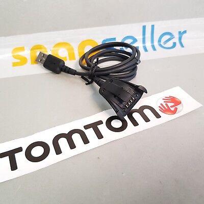 Runner 2 Music USB Smartwatch Ladekabel Ladestation für TomTom Runner 2 Cardio