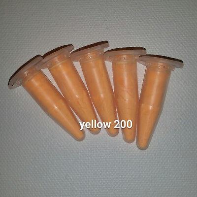 Farbe bastel Nacht Nachtleuchtfarbe Tisch Epoxid Harz Y200M 25g GELB Pigment f