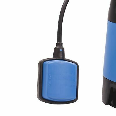 Güde 94630 Schmutzwasser Tauchpumpe GS4002P mit  Schwimmerschalter Pumpe 3