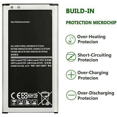 New Original OEM Samsung 2800mAh Genuine Battery For Galaxy S5 EB-BG900BBU/BBZ 9