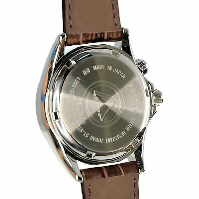 SEIKO SARB017 Mechanical Alpinist Automatic Men's Leather Watch - Made In Japan 4