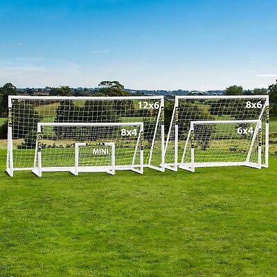 FORZA Football Goals - Locking, Match, Steel & Aluminium Goal [Net World Sports] 9