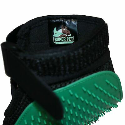 Re-designed Deshedding Pet Grooming Glove Brush Fur Remover Mitt Dog Cat Rabbit 3
