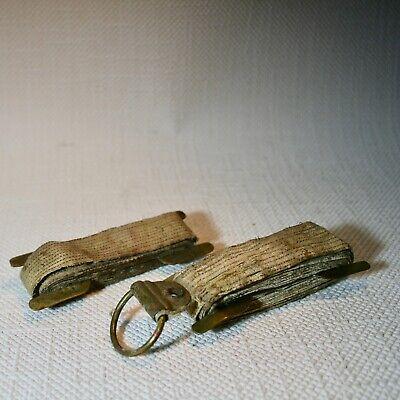 Antik Maßband für Pferde Horse scale Stockmaß 19 Jhdt 4