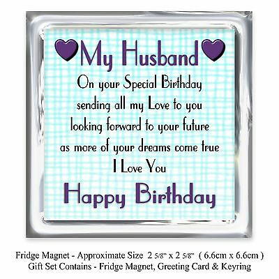 65th Husband Happy Birthday Gift Set