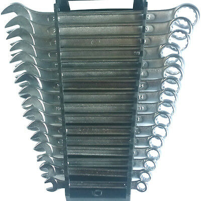 16pc Combination Spanner Set. Metric Spanners 6-22mm by Hilka 4