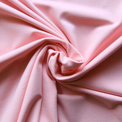 Jersey Stoff einfarbig | Uni Stoff | Top - Qualitäts - Baumwolljersey | Öko-Tex 2