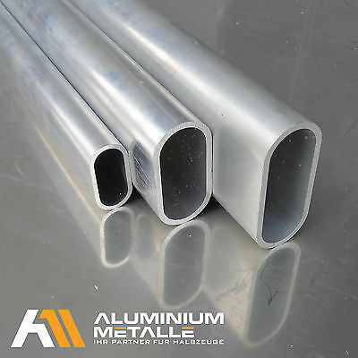 Aluminium Rundrohr AlMgSi05 /Ø 30x3mm 200cm auf Zuschnitt L/änge 2000mm
