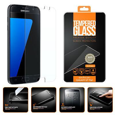 Pellicola Vetro Temperato per Samsung Galaxy S7/S6/S5/A5/A3/A6/A7/J3/J5/J7/2017 11