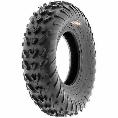 23x7-10 23x7x10 6PLY// A-007 Pair of New SUN.F ATV UTV QUAD Tires 2