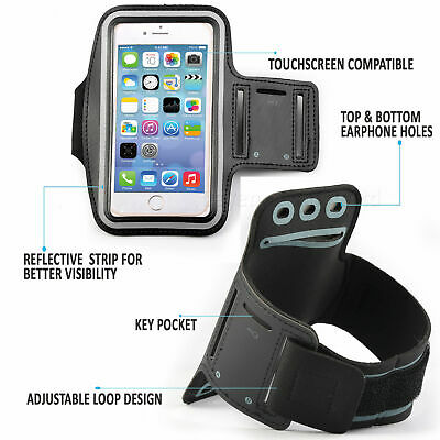 Apple Gym Running Jogging Sports Armband Holder For Various iPhone Mobile Phones 3