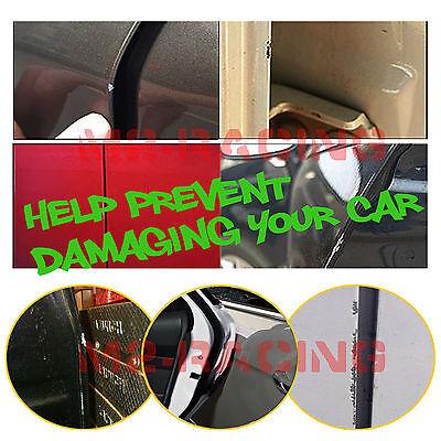"*120"" Genuine 3M Clear Scotchgard Car Paint Protector Door Edge Guard DIY Trim 4"