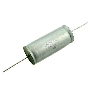 4.3uF 250V 5/% Matched Pair Audiophile Grade Capacitors for Speaker Crossovers