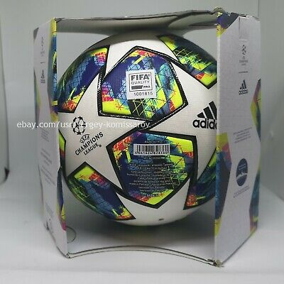 Adidas Champions League Finale 2019-2020 OMB ball, size 5, DY2560, with box 4