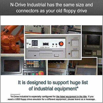 !USB Floppy Drive Emulator N-Drive Industrial for Arburg Selogica Control System 5
