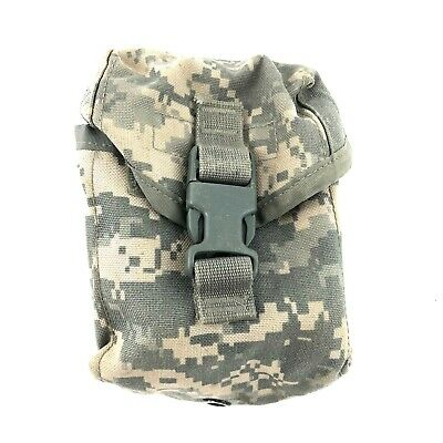 Military Individual First Aid Kit Pouch IFAK, ACU MOLLE Medical Pouch, 2 PACK 4