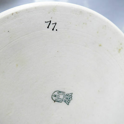 altes Apotheker Porzellangefäss Kruke Standgefäss Pasta Zinci 1kg 19x11cm Top