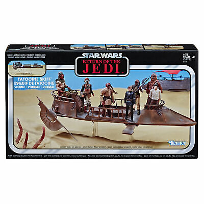 Star Wars The Vintage Collection Jabba's Tatooine Skiff Collectible Vehicle 2