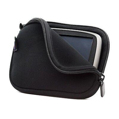 Black Hard Case Bag Cover For TomTom Start 42 /& Rider 410 450 420 42