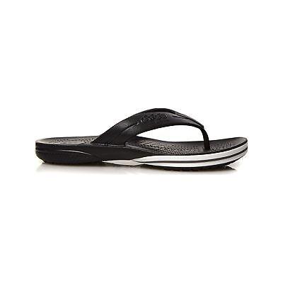Genuine Crocs JIBBITZ Kilby 202395-001 mens & womens Flip Flops~FREEPOST 2