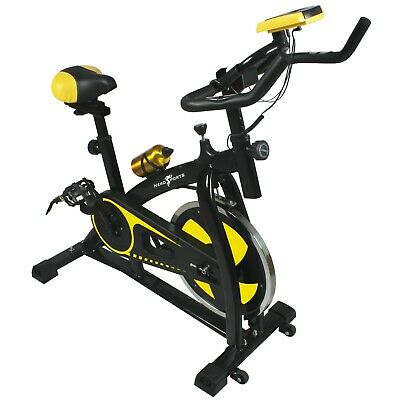 Nero Sports Spin Bike Aerobic Exercise Indoor Training Fitness Gym Spinning New 3