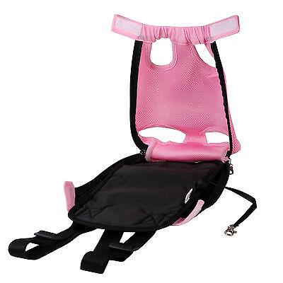 Pet Carrier Backpack Adjustable Pet Front Cat Dog Carrier Travel Bag Legs Out 10