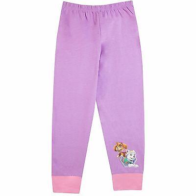 Paw Patrol Pyjamas | Girls Paw Patrol PJs | Paw Patrol Skye & Everest Pyjama Set 4