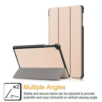 """Samsung Galaxy Tab A 2019 10.1"""" Full Body Flip Cover Trifold Case for T510/T515 11"""