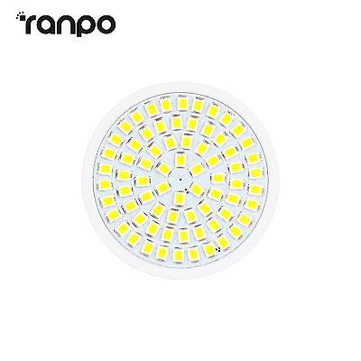 LED Spot Strahler Lampe Leuchtmittel Weiß Warmweiß GU10 E27 MR16 3W 5W 7W 220V 4