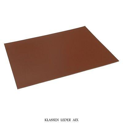 Rindsleder Cacao Pull-Up Finish 2,9 mm Dick A3 Echt Leder Braun Leather 29