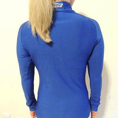 Women/'s BRINE Long Sleeve Compression Mock New X-LARGE