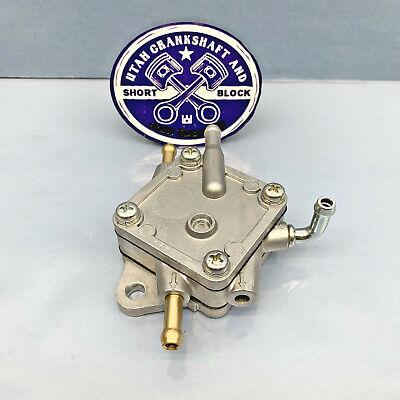 Dual Outlet Mikuni Fuel Pump Square DF52-136