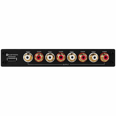 Dayton Audio DSP-408 4x8 DSP Digital Signal Processor for Home and Car Audio 3