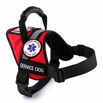 ALL ACCESS CANINE™ Service Dog - ESA Dog - Therapy Dog - Vest Waterproof Harness 7
